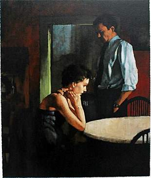 ALL THAT CAN BE DONE John Meyer Lithograph 474U