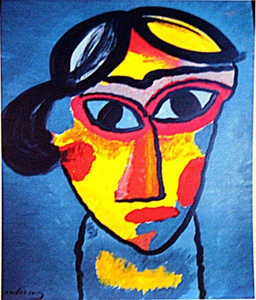 Aleksey Von Jawlensky - Woman