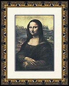Mona Lisa, 1503 By Leonardo Da Vinci
