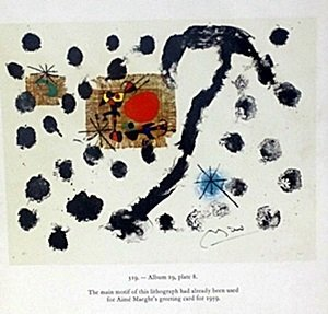 "Print ""Album"" by Joan Miro"