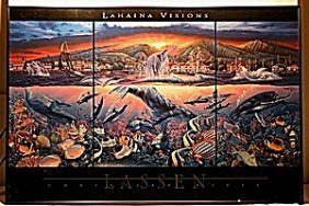 Lahaina Visions By Lassen