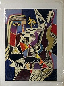 Serigraph By Neal Doty