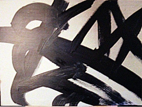 Franz Kline - Painting V