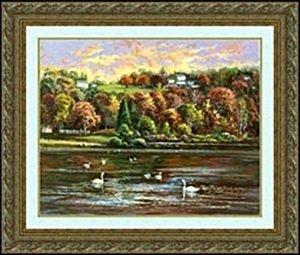 SWAN LAKE BY ROBERT LUI