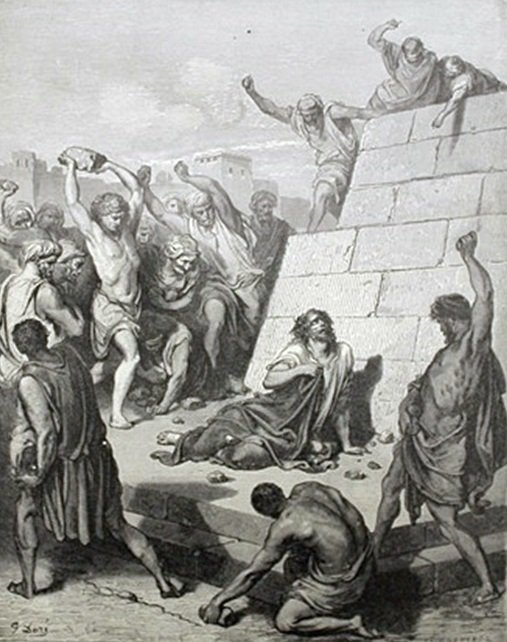 "Bible Illustraition"" by Gustave Dore"