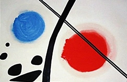 """""""Intersection"""" by Calder (CC)"""
