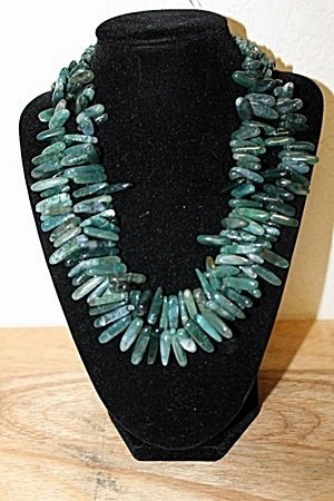 Green Agate's Necklace