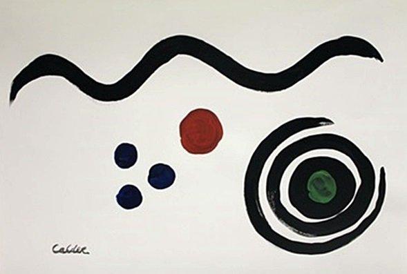 """Balance"" by Alexander Calder"