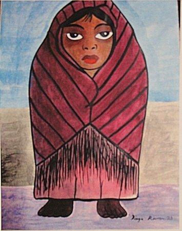 Diego Rivera - The Boy