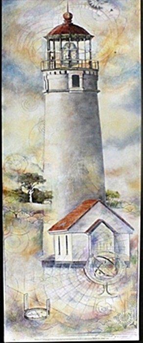 "Fine Art Print ""Navigation III"" by Eric Bresler"