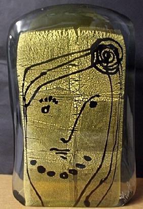 Glass Sulpture (464EV)