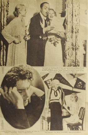 Authentic Vintage Magazine Article