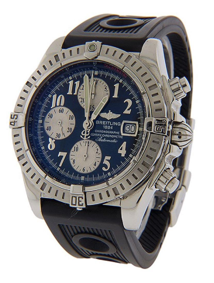 Men's Breitling Chronomat Evolution Watch