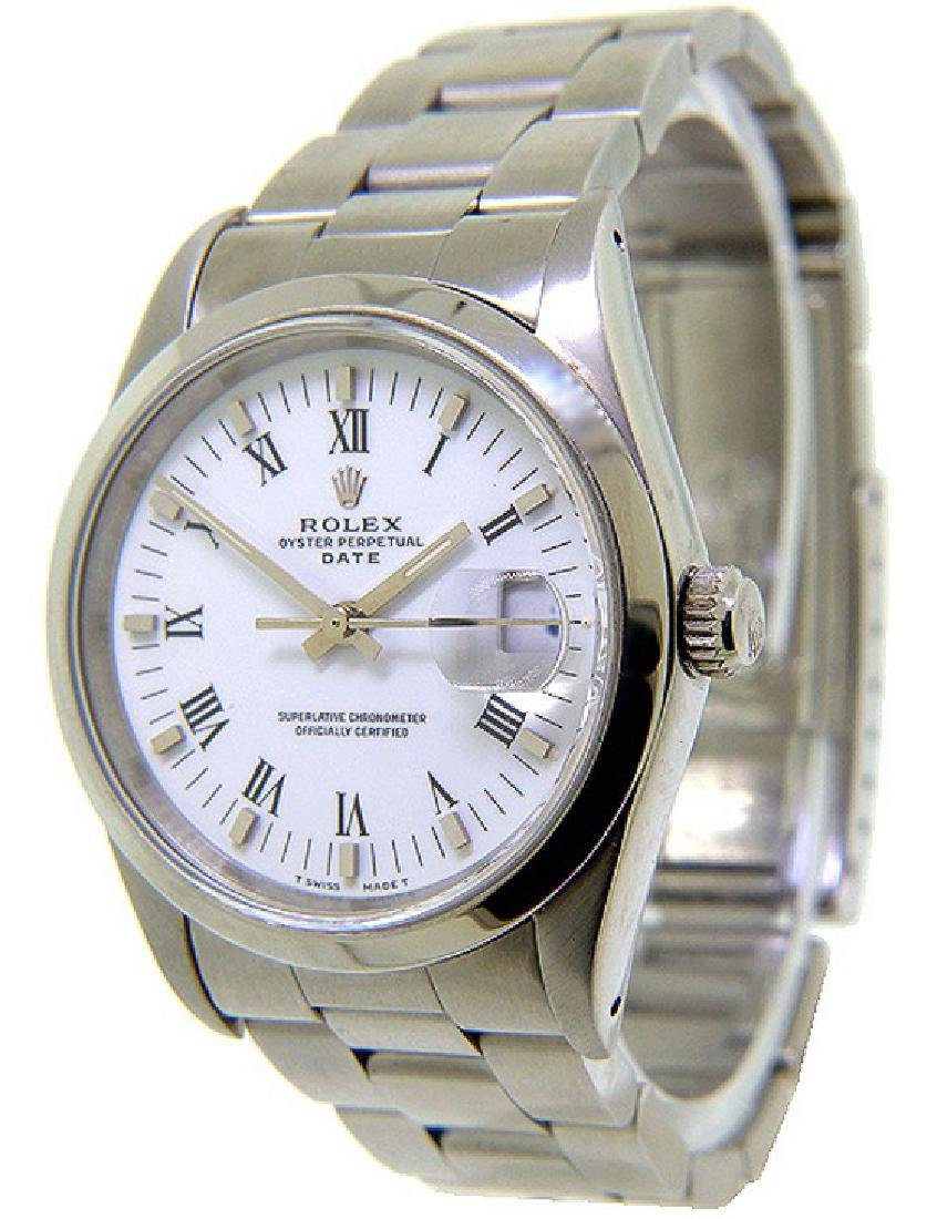 Men's Date 15200 Rolex Watch