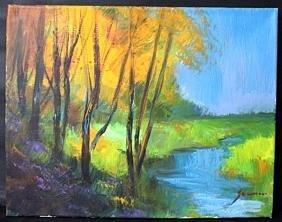 """Clear Creek"" By Michael Schofield (106EF)"