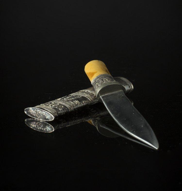 An Indonesian dagger