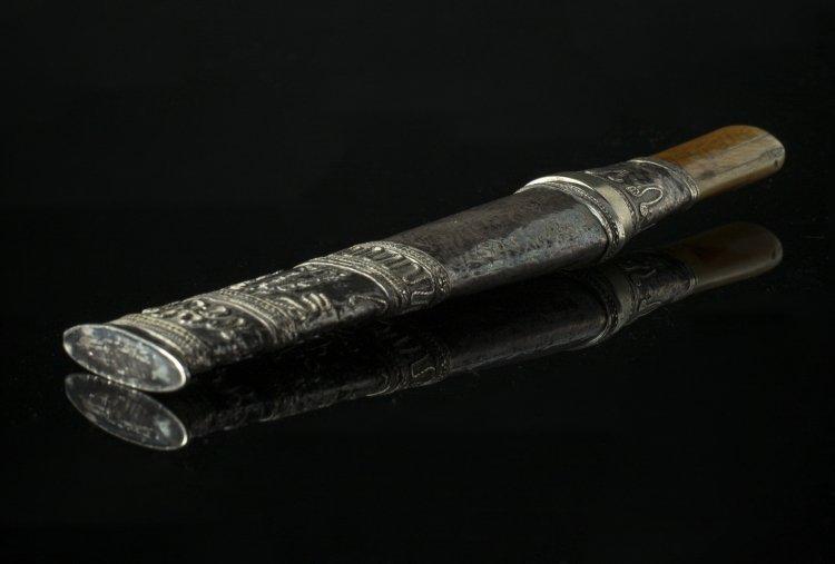 An Indonesian dagger - 2