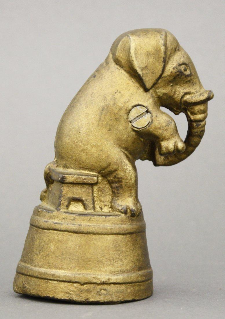 Elephant on Tub & Lion on Tub - 2
