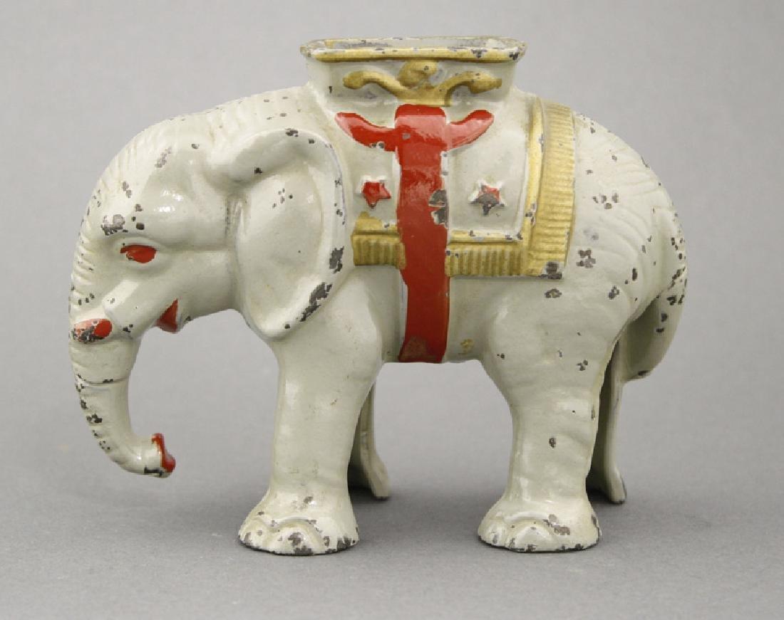 Elephant with Howdah