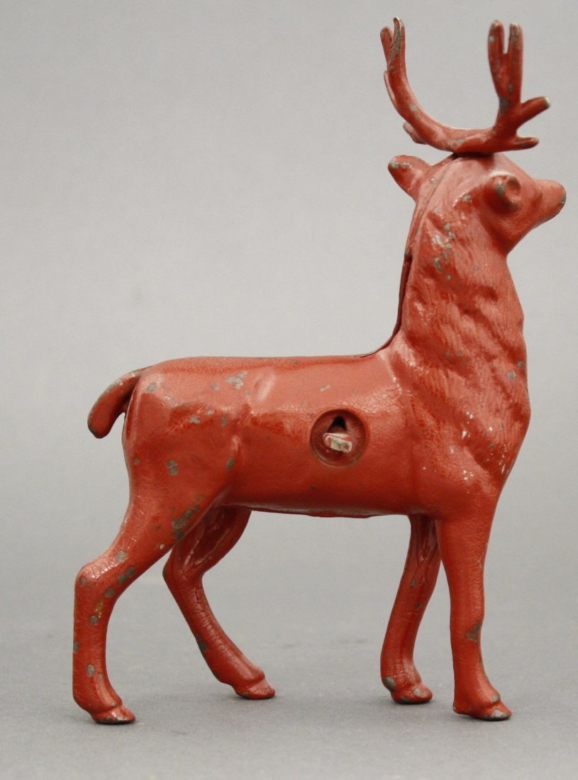 Small Red Deer - 2