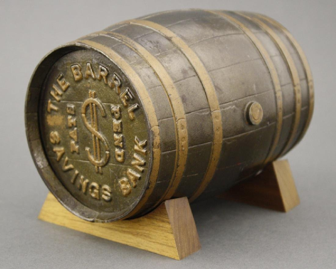 Rare Barrel Savings Bank