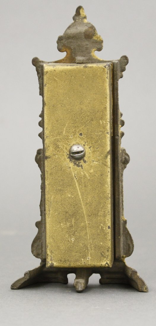 Ornate Hall Clock with Paper Dial - 2
