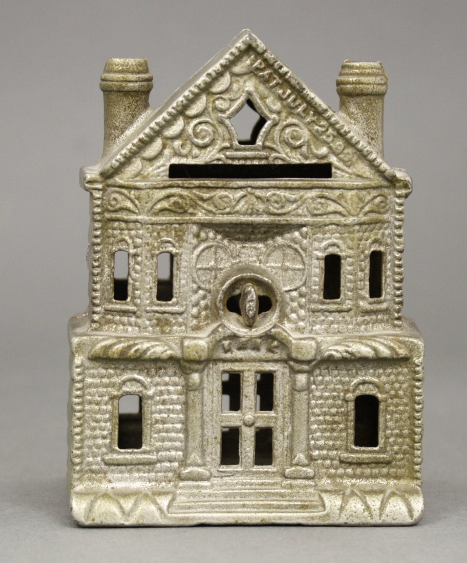 Large Victorian House - 2