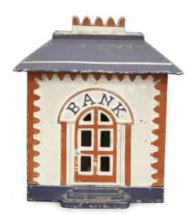 Large Crown Bank