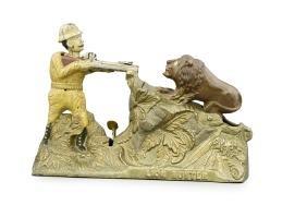 Lion Hunter Bank
