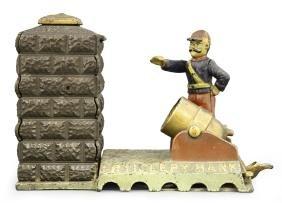 Artillery Bank - Union Officer