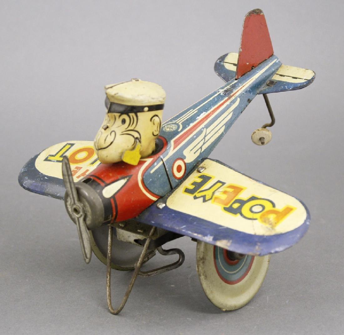 """Popeye"" the Pilot"