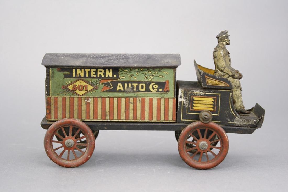 """Intern Auto Co."" Panel Truck"