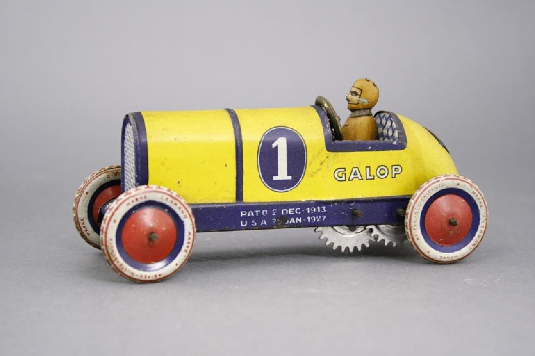 """Galop"" Race Car"