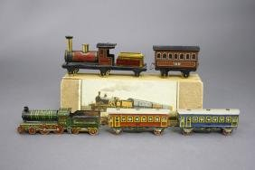 Two Train Sets - One Boxed