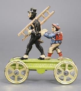 Chimney Sweep & Apprentice