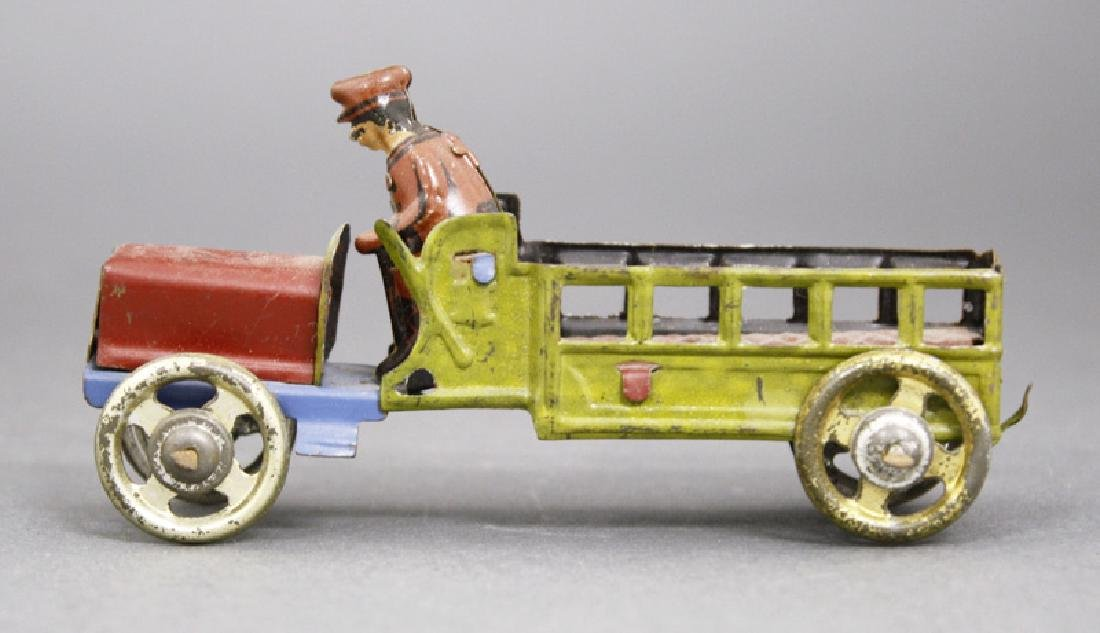 Patrol Wagon with Rear Seats
