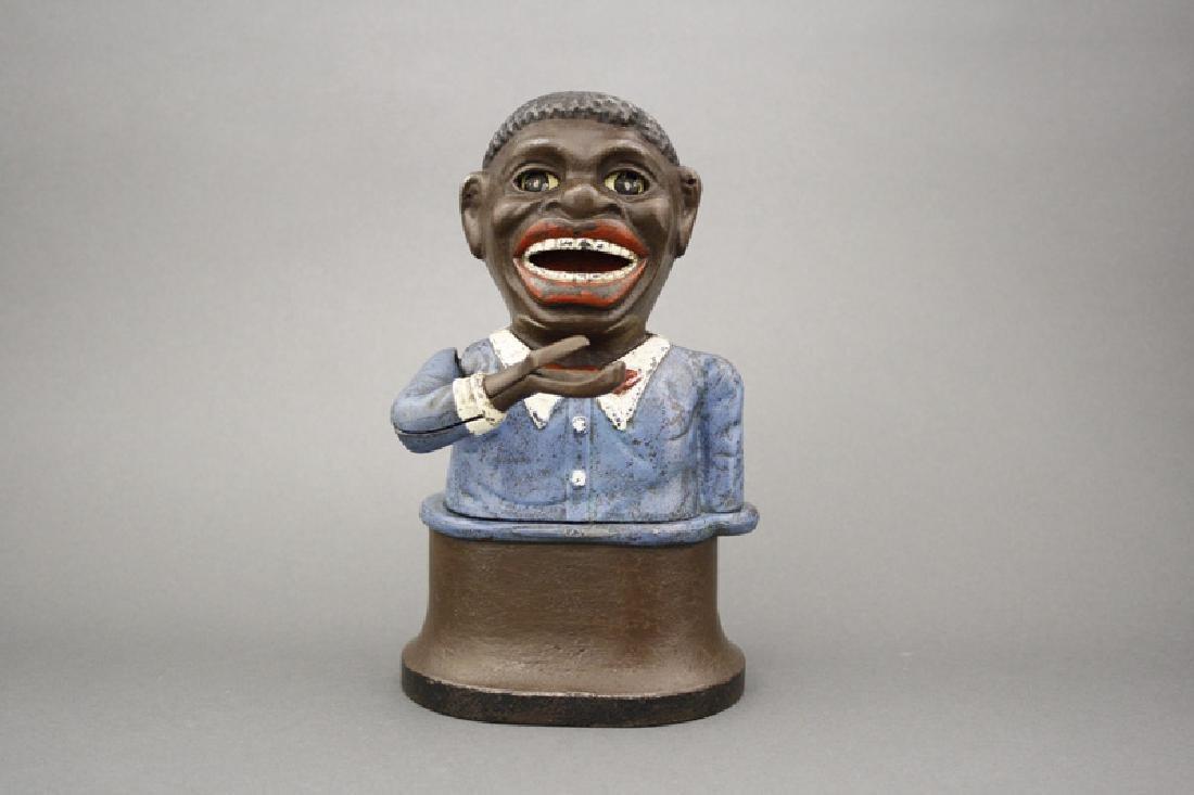 Jolly N. on Pedestal Base