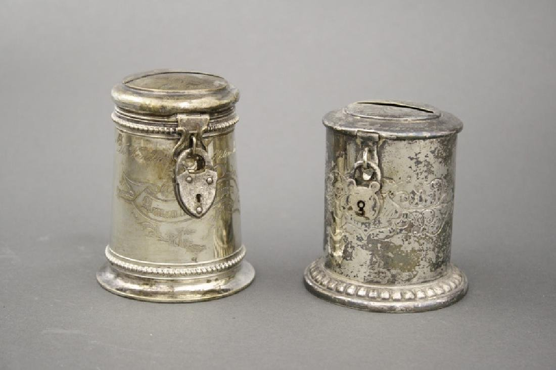 Two Tankards
