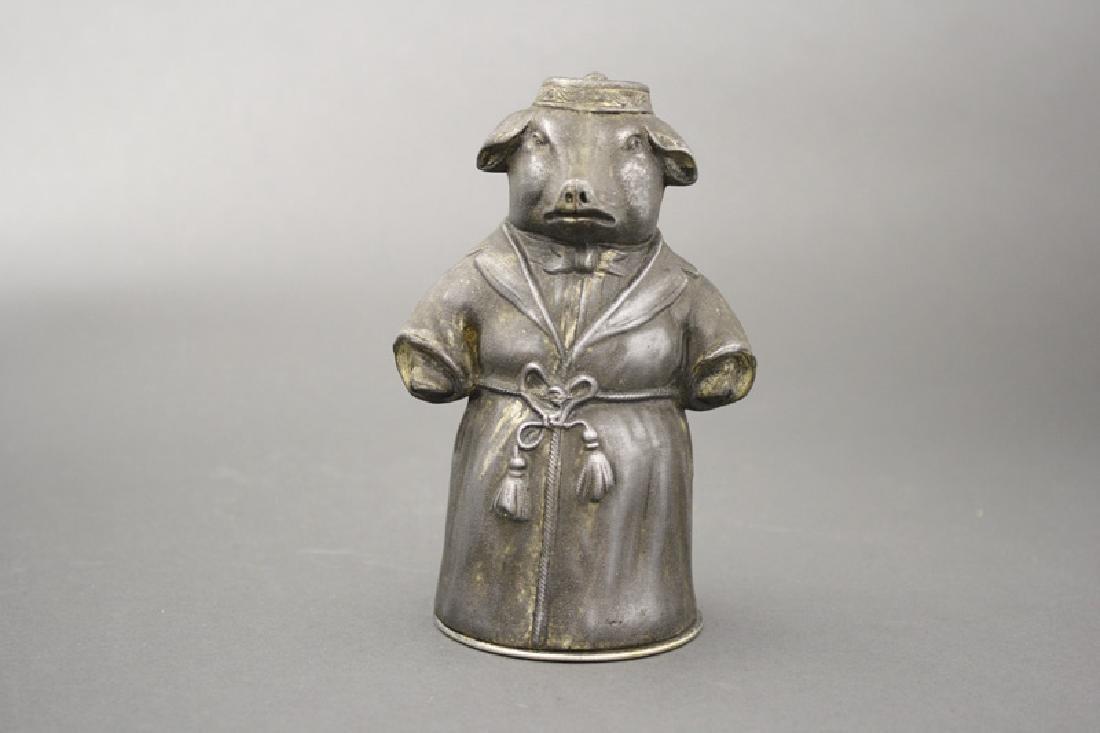Pig in Robe