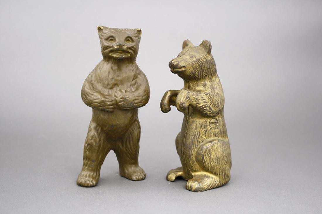 Mean Bear & Begging Bear