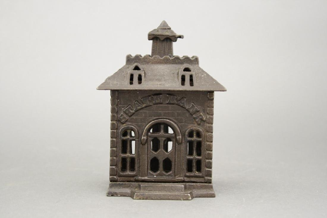 "State Bank withArched Letters - 4.5"" Tall"
