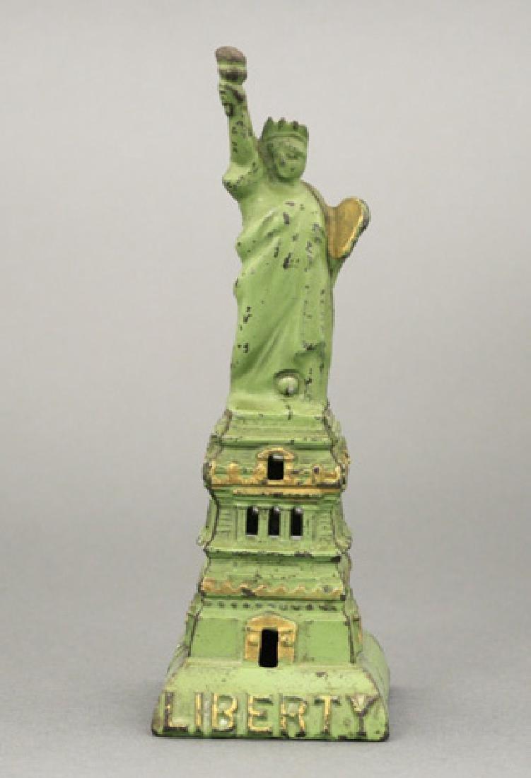Statue of Liberty - Medium – Green