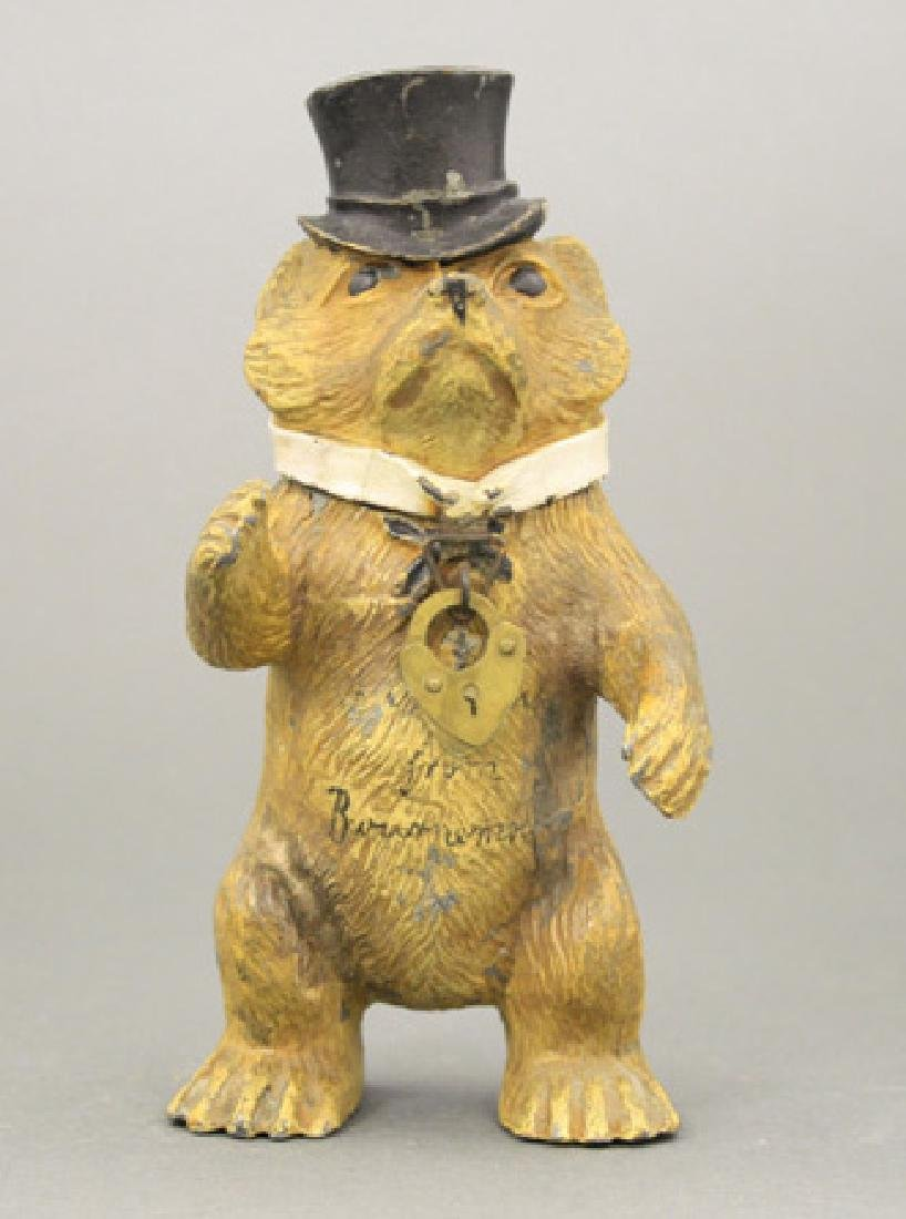 Bear with Top Hat