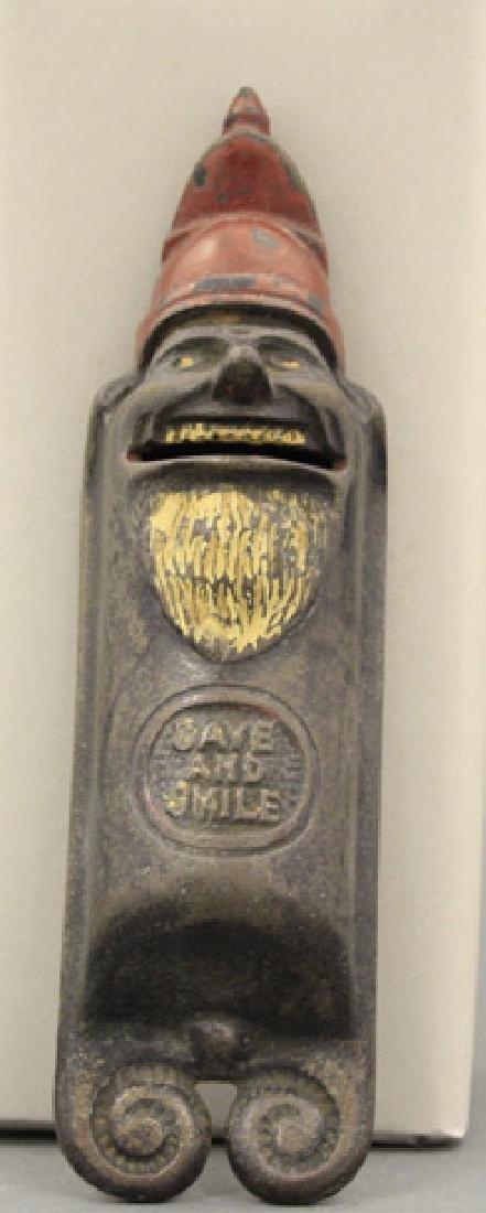 Save & Smile Santa