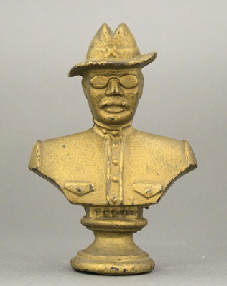 Teddy Roosevelt Bust