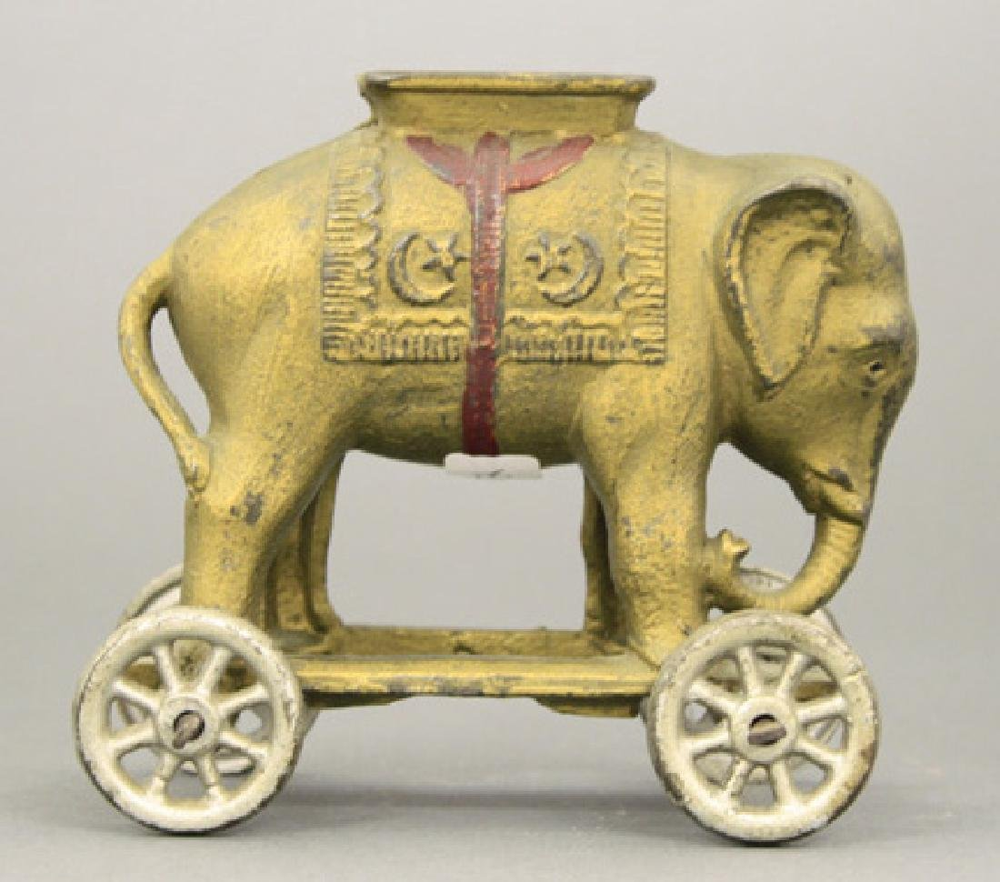 Elephant on Wheels