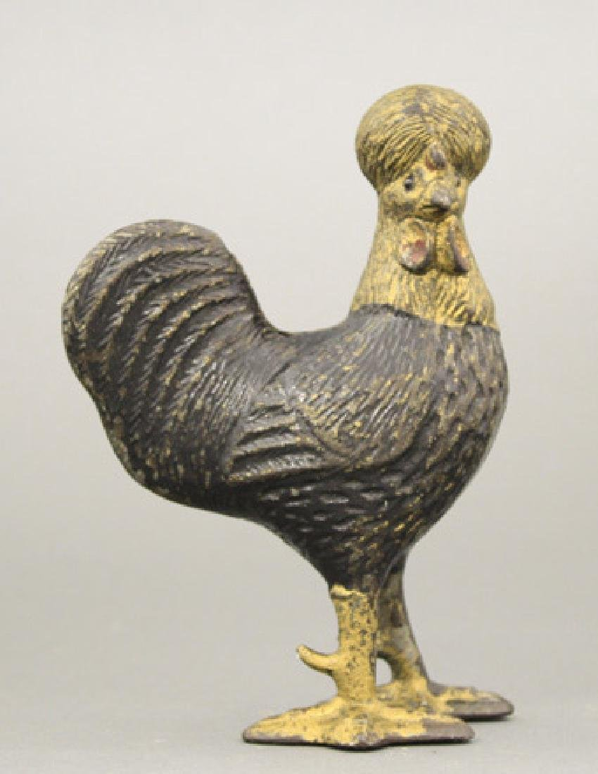 Polish Rooster - Black Body
