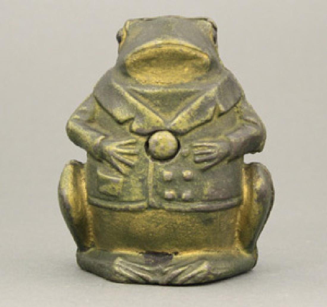 Professor Pug Frog