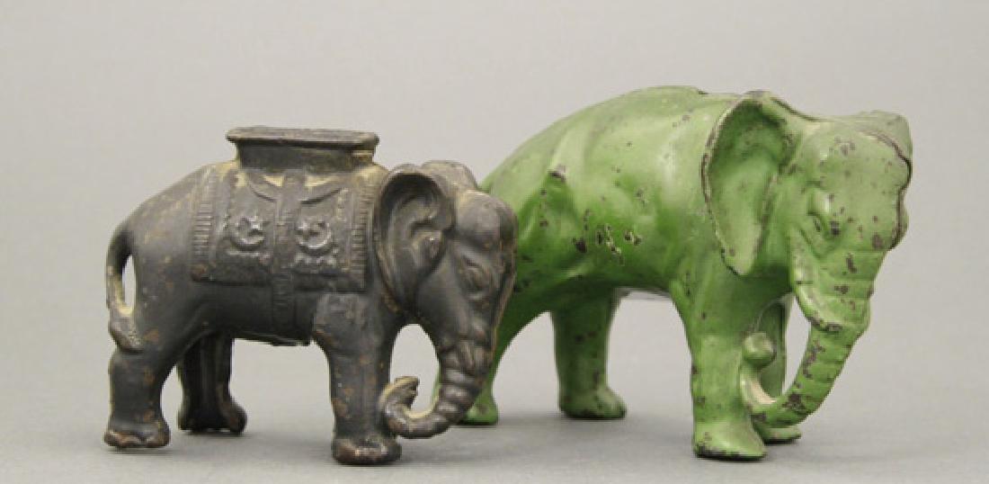 Two Elephant Banks