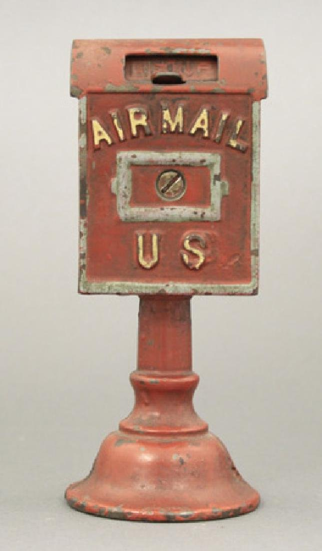U. S. Airmail on Base